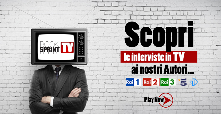 Scopri le interviste in Tv ai nostri autori...